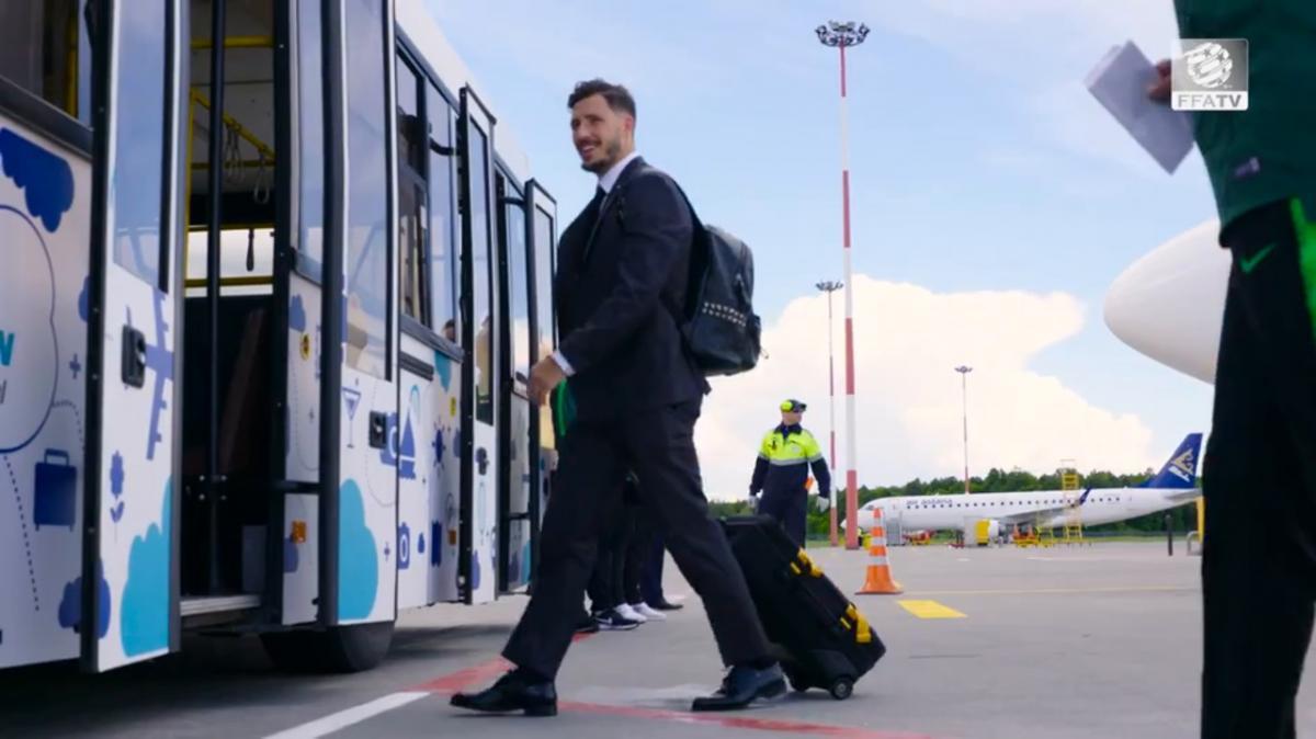 One on one: Jamie Mclaren - Settling into Kazan