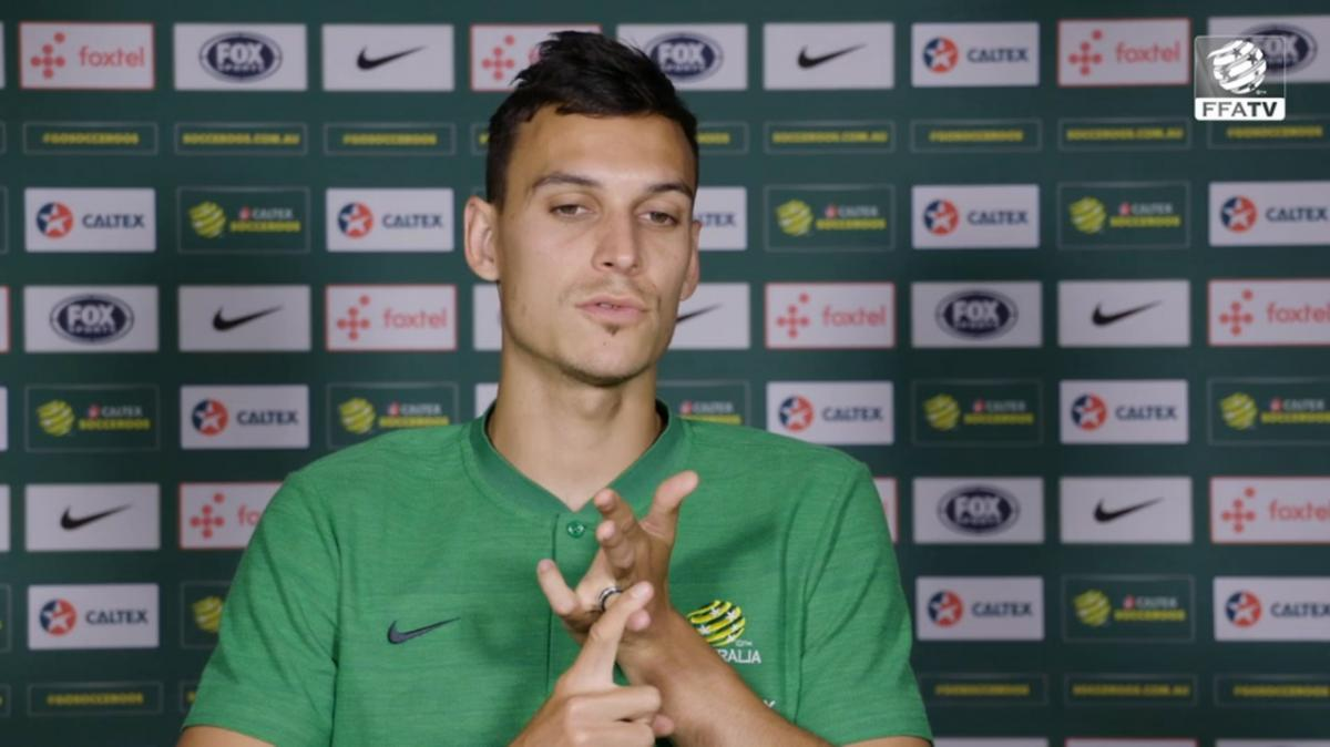 Trent Sainsbury: Australian Football Dream