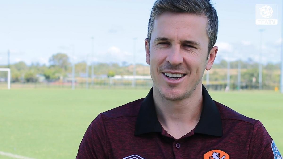 Hyundai A-League players on their Socceroos memories