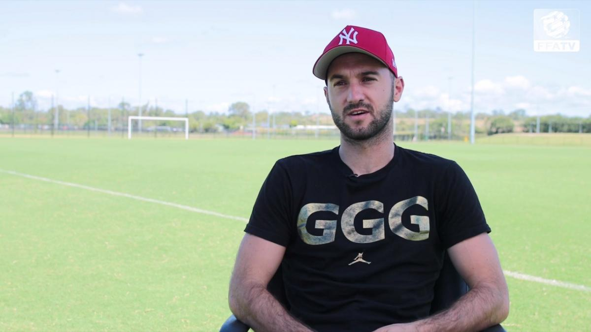 Hyundai A-League players on the importance of the league