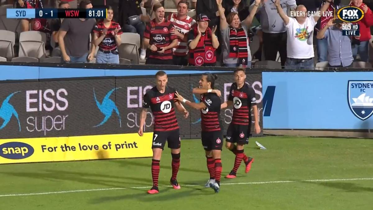 Match Highlights | Sydney FC v Western Sydney Wanderers | Hyundai A-League