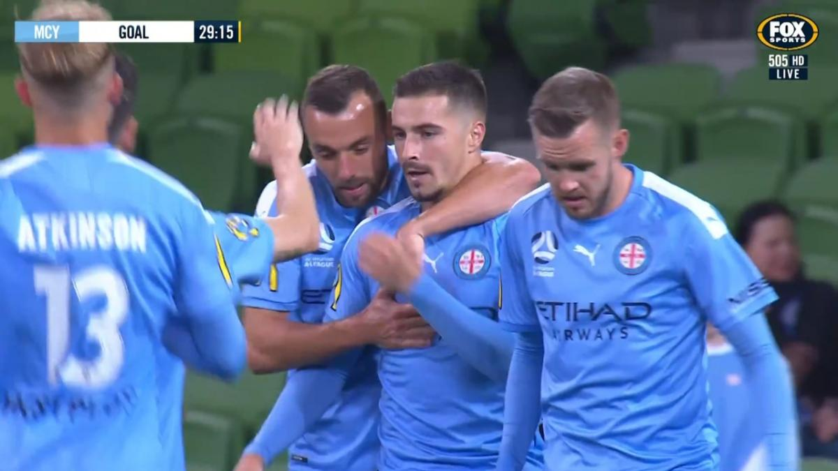 Match Highlights | Maclaren fires for City in Wanderers draw