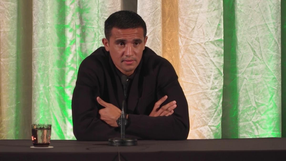 Tim Cahill on the future of the A-League