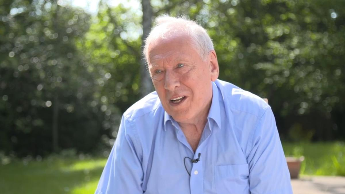 Martin Tyler reminisces on working with Les Murray