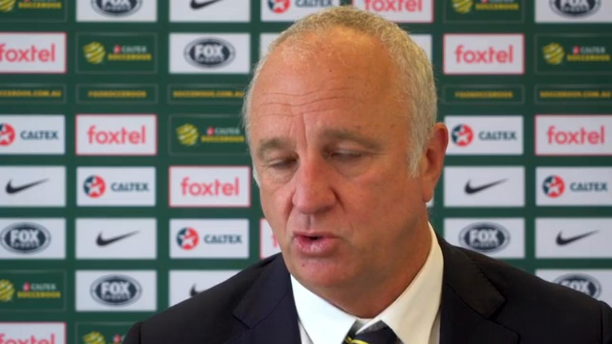 Graham Arnold: One-On-One