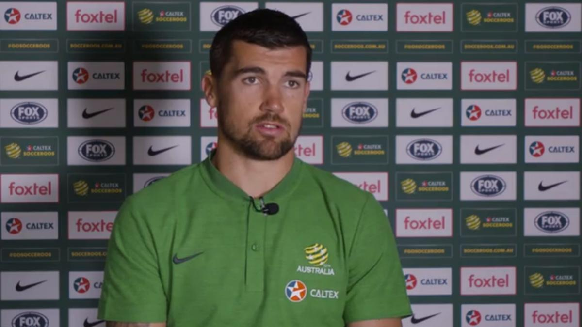 One on one: Mat Ryan