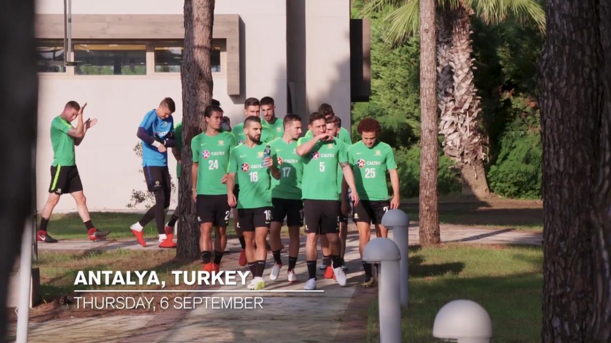 Day Four in Antalya