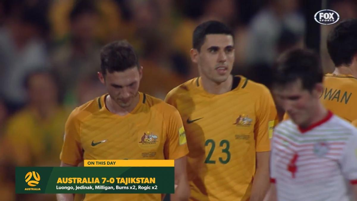 Apostolos Giannou stars on debut in World Cup Qualifying win in 2016