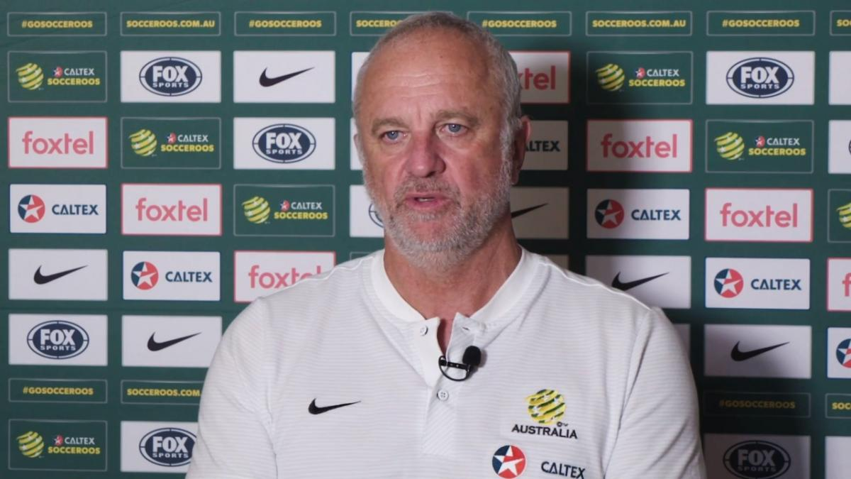 Graham Arnold reflects on time in Turkey