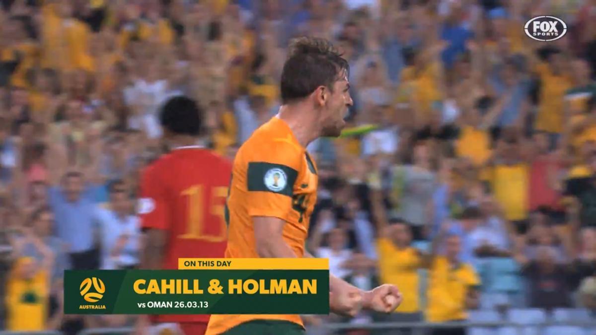 Tim Cahill & Brett Holman rescue Socceroos in FIFA World Cup qualifier
