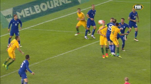 Sainsbury's Socceroos goals