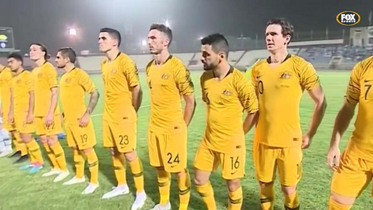 Full-time highlights: Kuwait v Socceroos