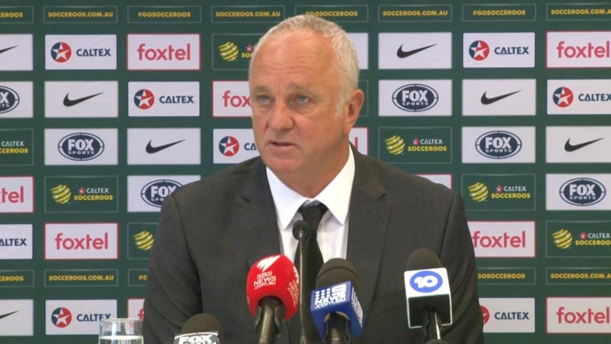 Graham Arnold Press Conference Highlights