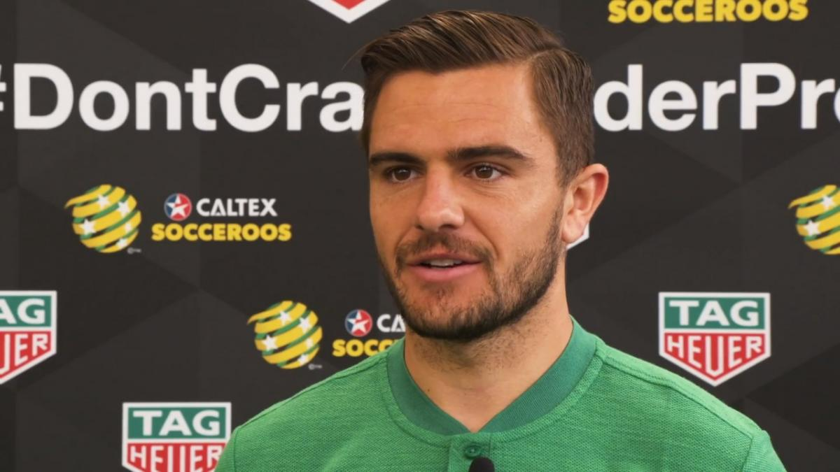 One on one: Josh Risdon