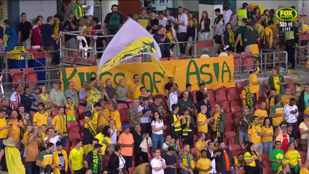 Full-time highlights: Caltex Socceroos v Korea Republic
