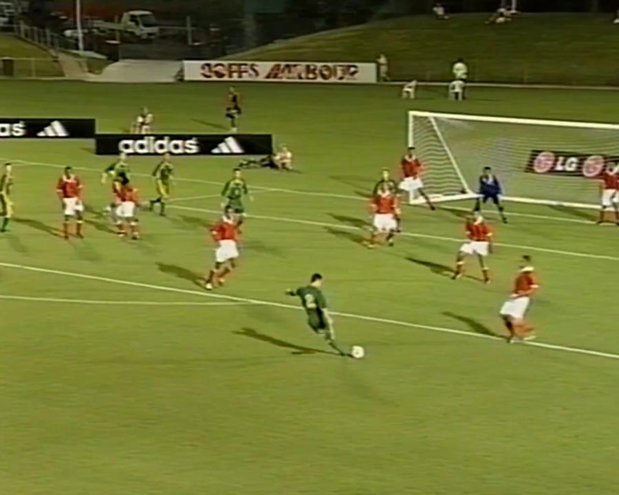 All 22 goals from Australia v Tonga in 2001