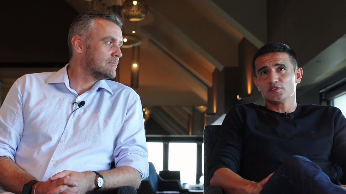 Tim Cahill & Simon Hill: Kaiserslautern