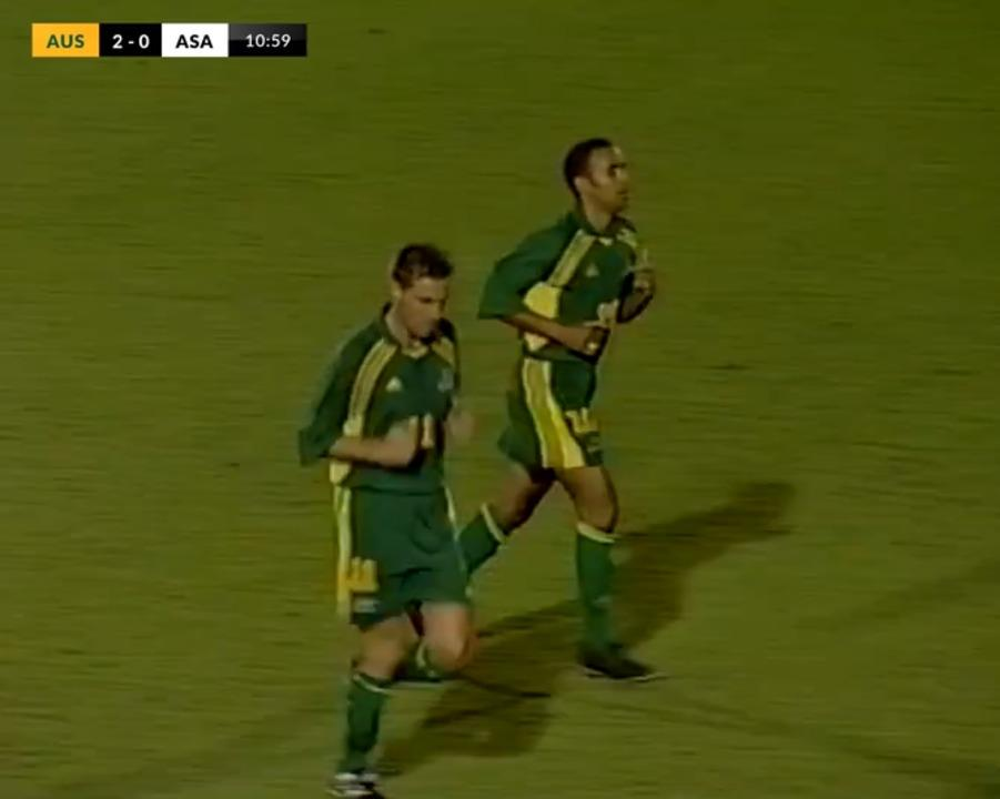 All 31 goals from Socceroos' world record win over American Samoa