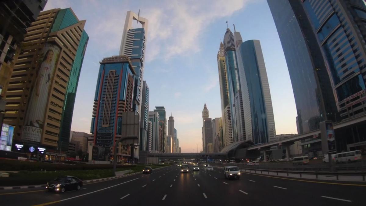 Caltex Socceroos Arrive In UAE