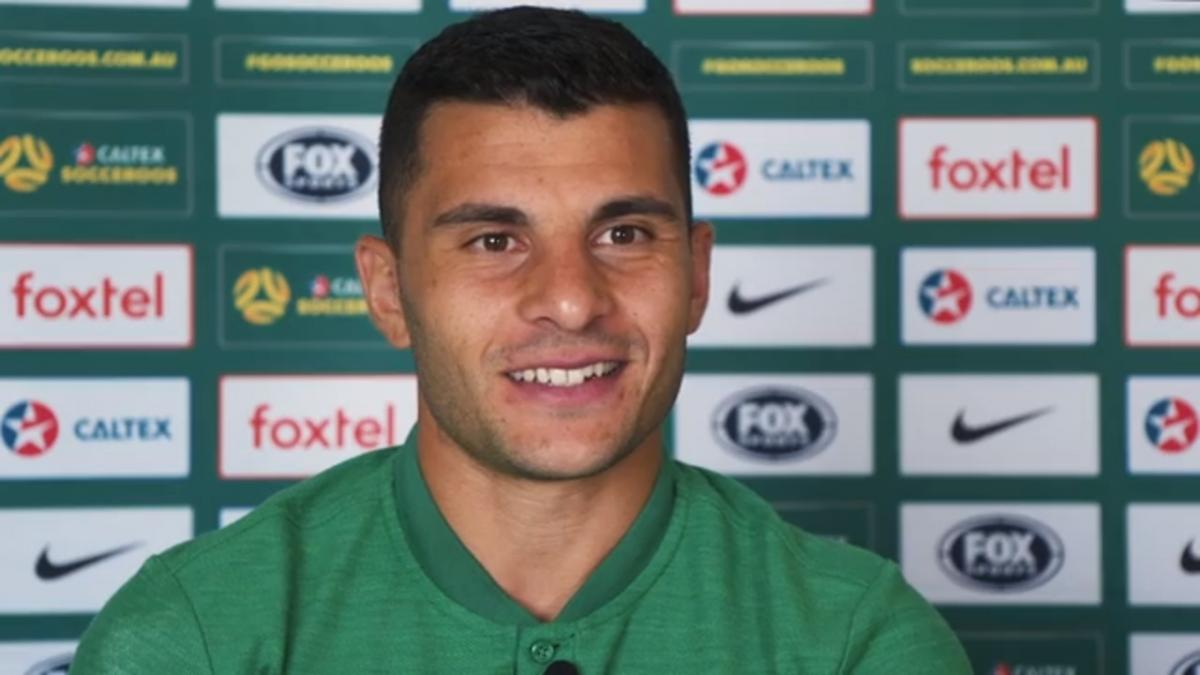 One on one: Andrew Nabbout on Asian Cup