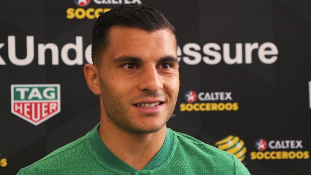 One on one: Andrew Nabbout