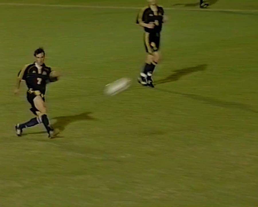 Scott Chipperfield's lovely assist & volleyed goal against Samoa