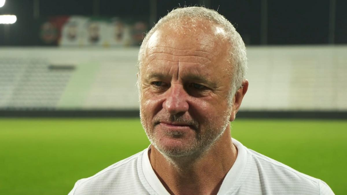 One on one: Graham Arnold