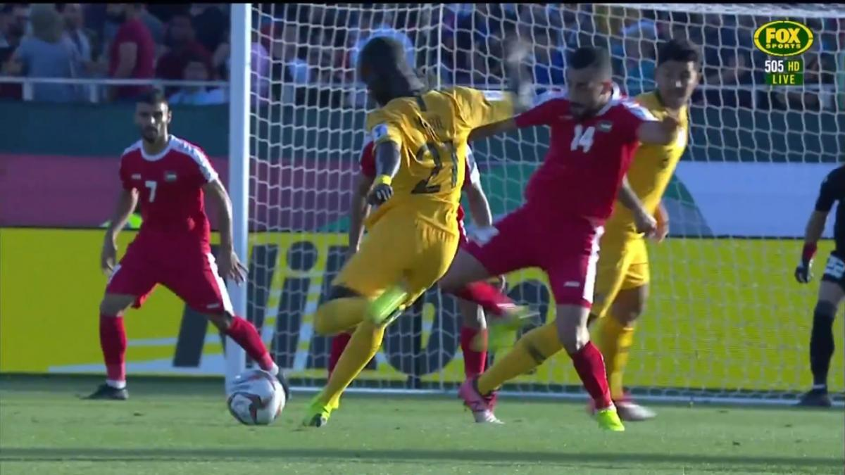 Full-time highlights: Australia v Palestine - AFC Asian Cup 2019 Matchday 2
