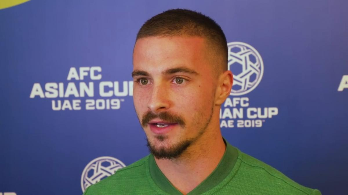 One on one: Jamie Maclaren