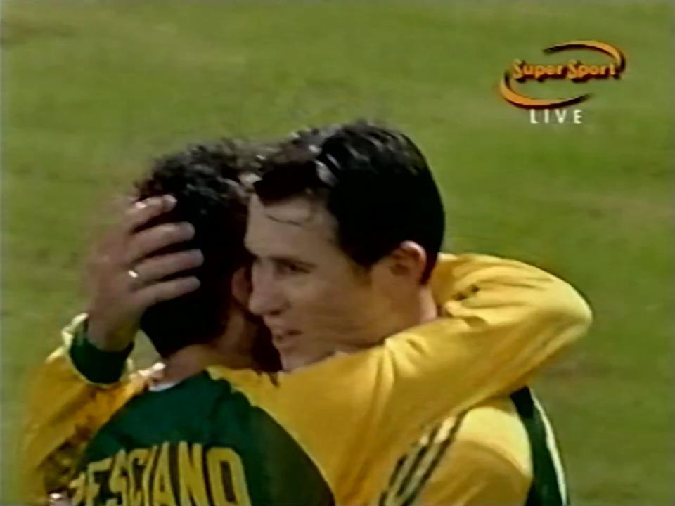Brett Emerton seals Socceroos' win over England in 2003