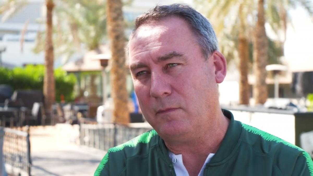 One on one: Rene Meulensteen