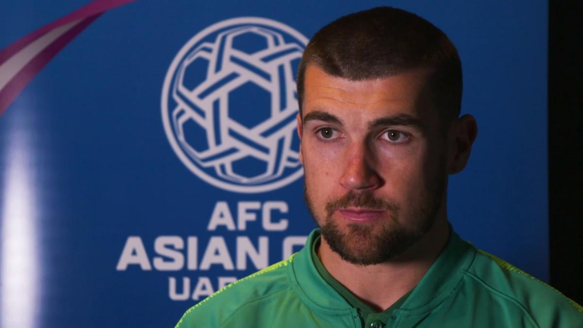 One on one: Maty Ryan on penalty shootout