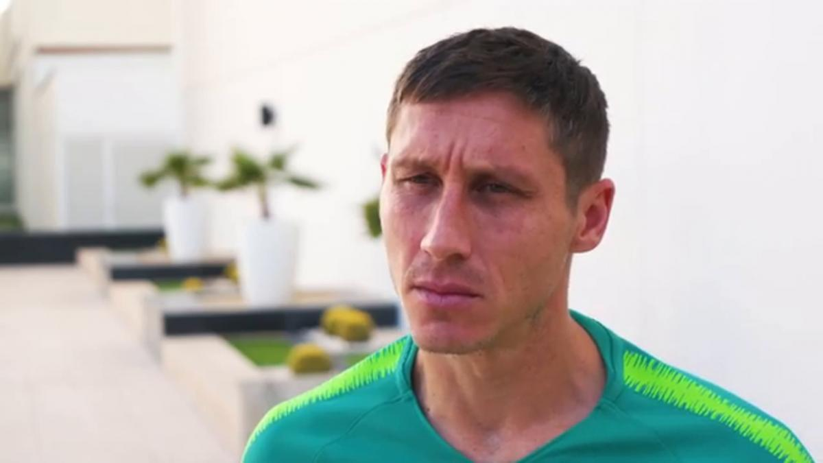 One on one: Mark Milligan