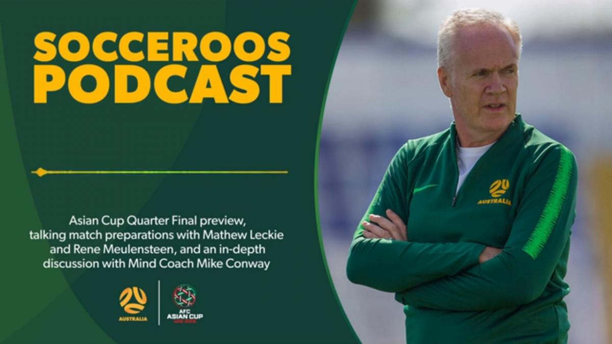 Socceroos Podcast - Episode Six