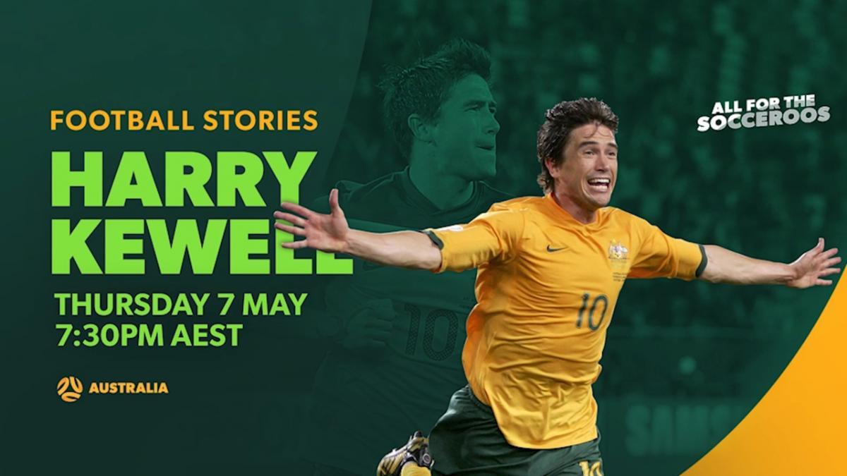 Football Stories: Harry Kewell - Teaser