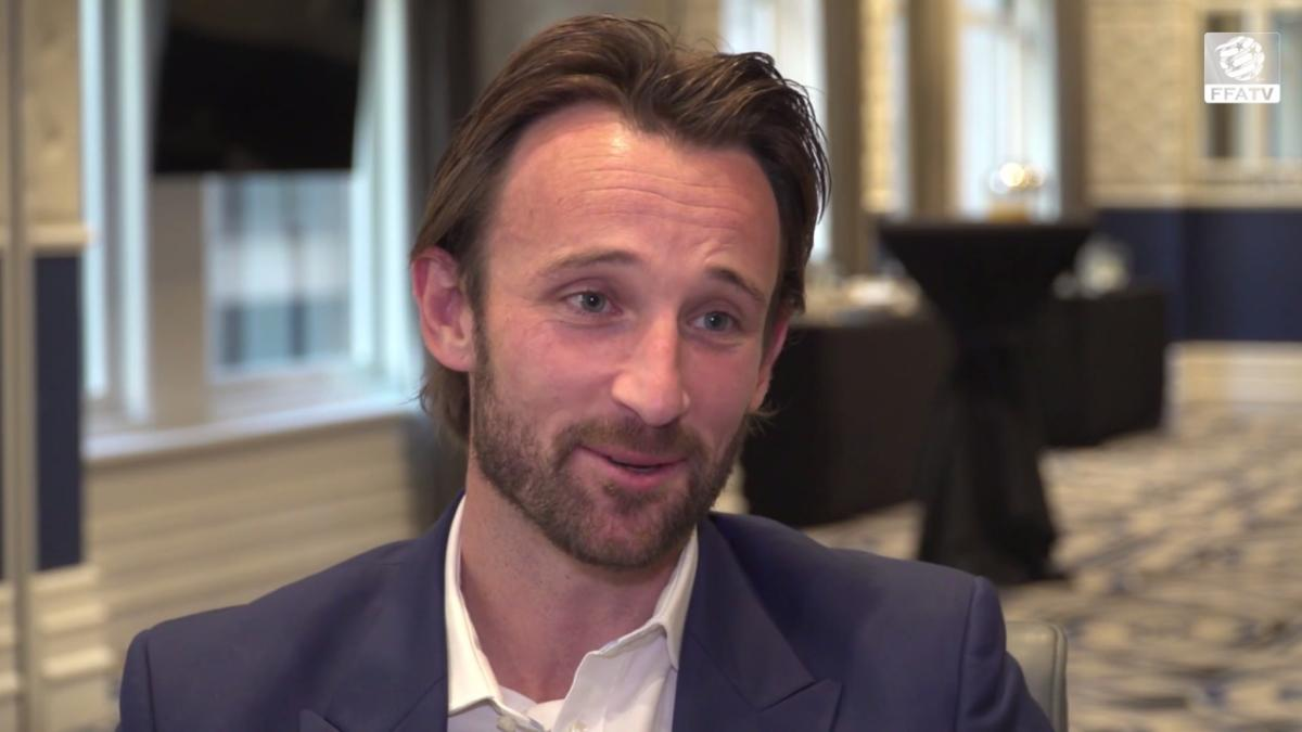 When Harry Kewell first heard Mark Bosnich laugh