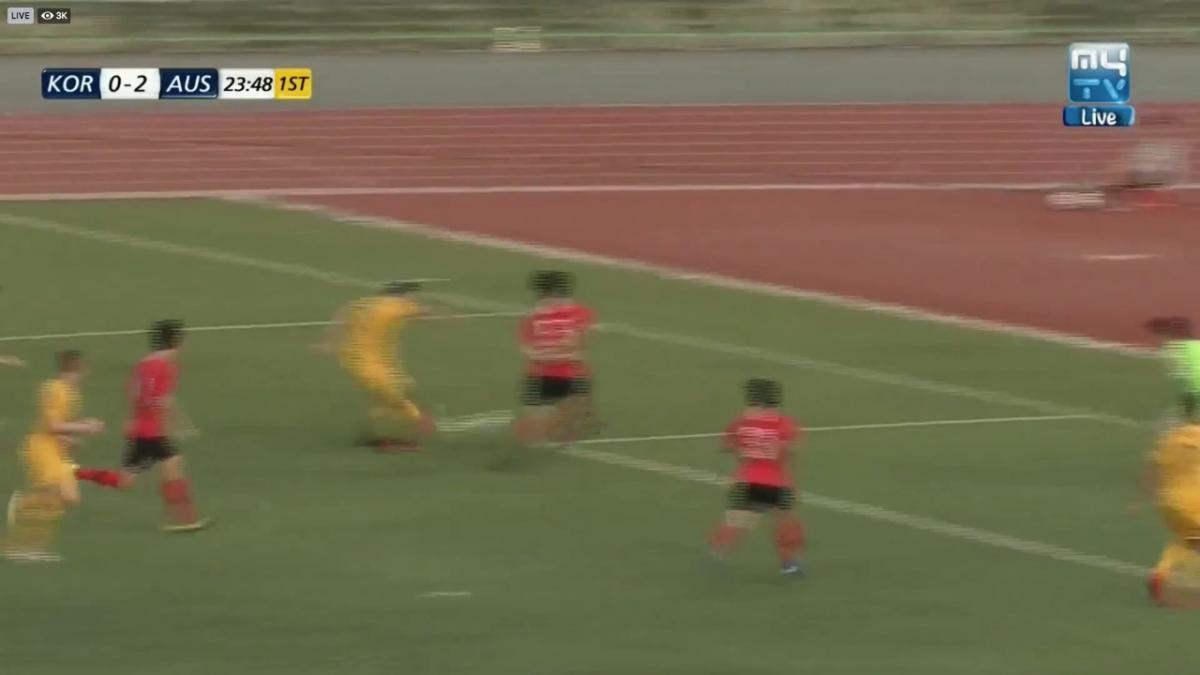 Full-time highlights: Australia U23  v Korea Republic U23