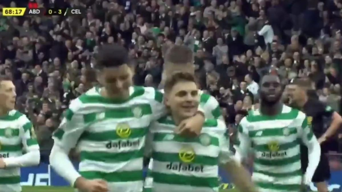 Caltex Socceroo Tom Rogic back on scoresheet for Celtic