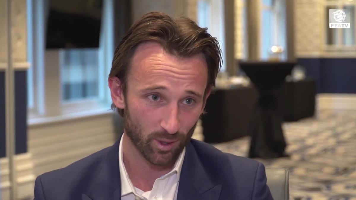 Harry Kewell on Iran heroics in FIFA World Cup Play-Offs