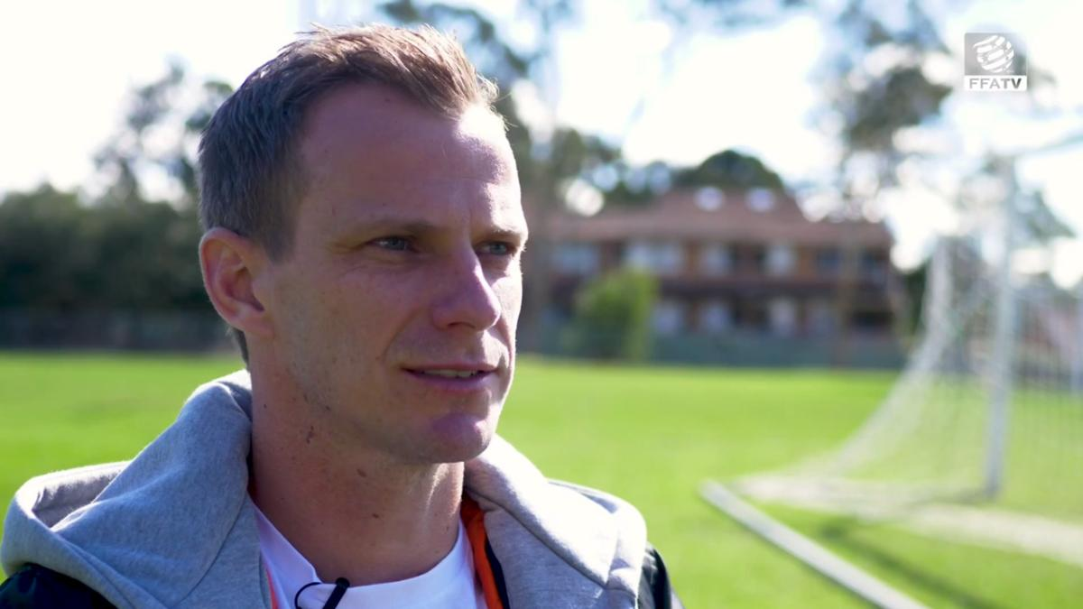 Harry Kewell on golden goal winner in 1997 FIFA Confederations Cup Semi Final