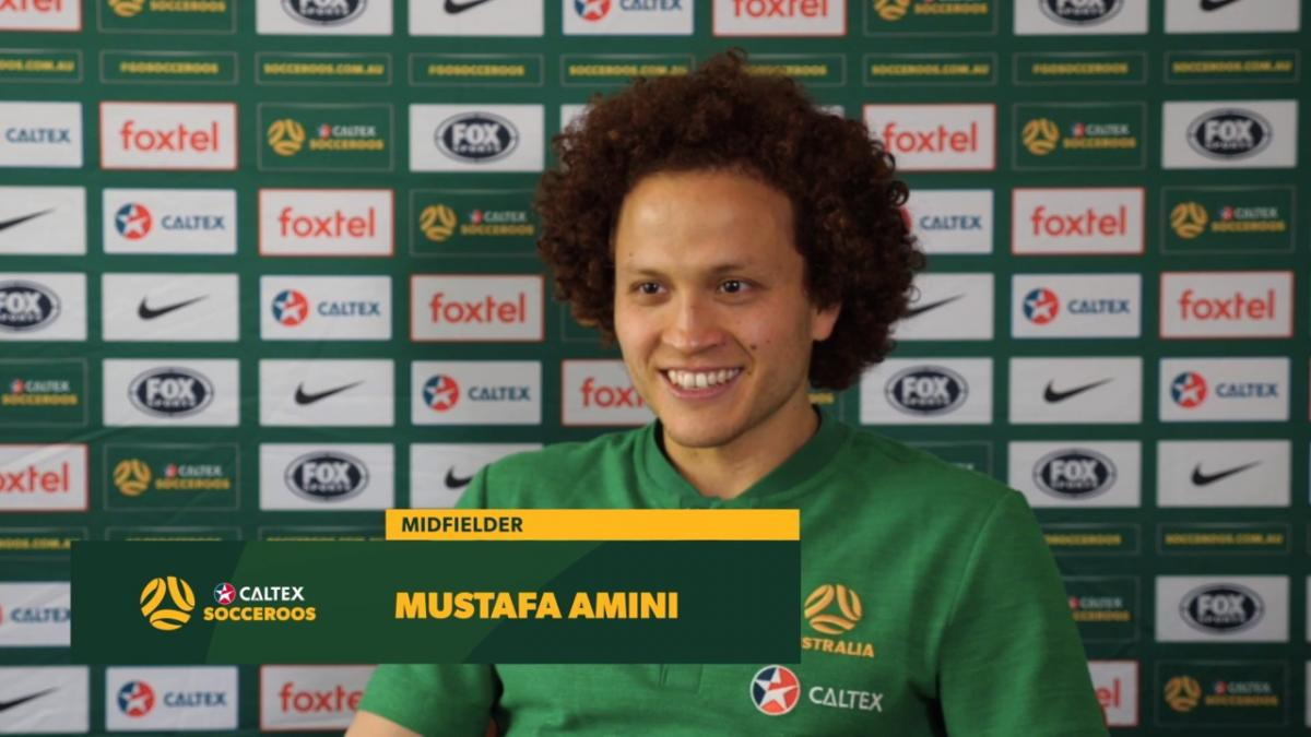 Mustafa Amini sharpened by the European grind