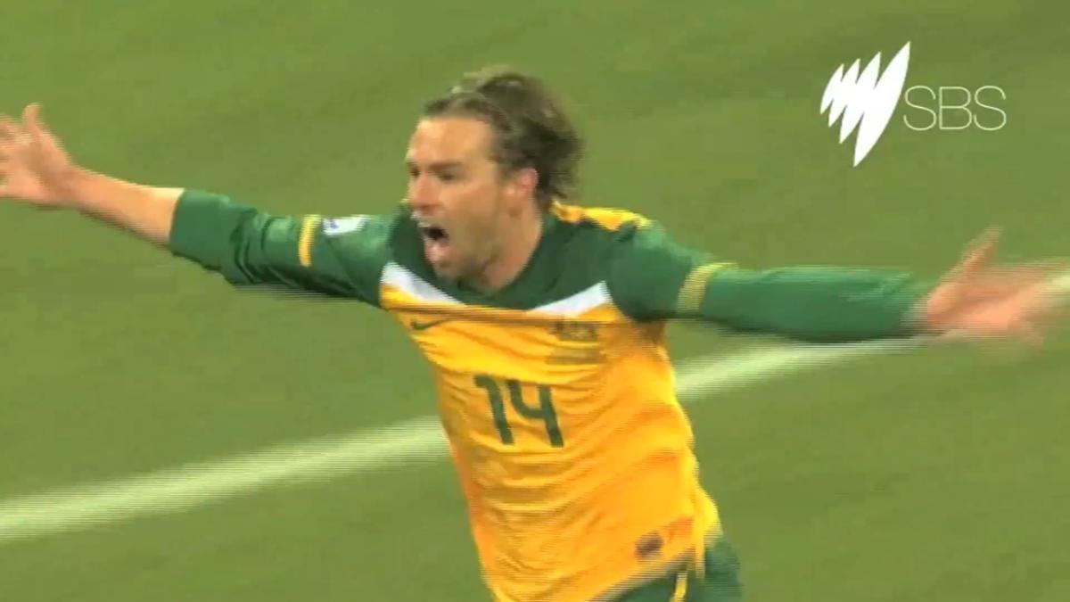 Harry Kewell on scoring & defeating England in 2003