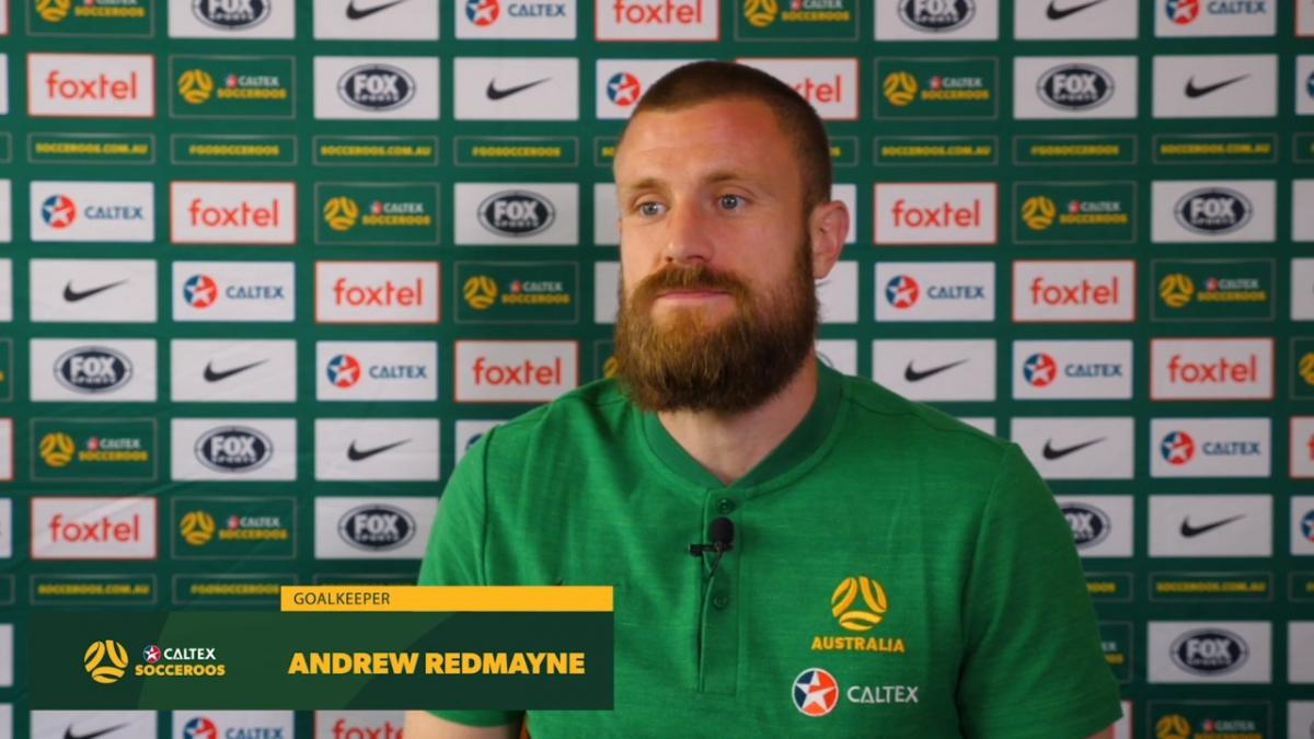 Andrew Redmayne ready to step up