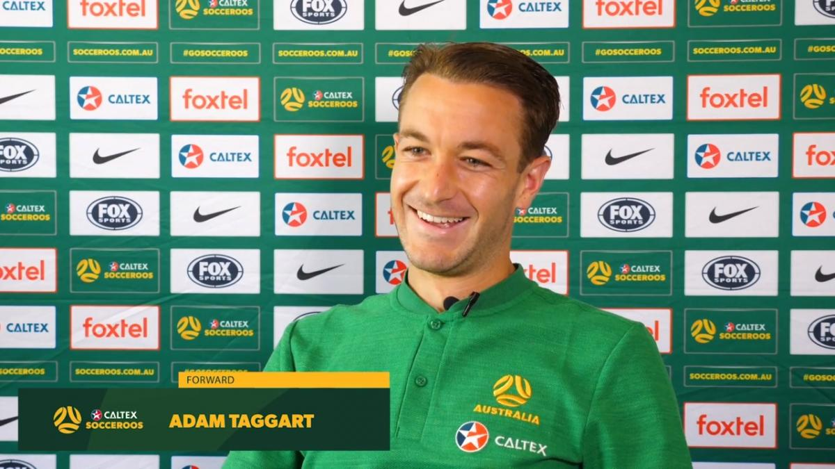 Adam Taggart boosted by Korean experience