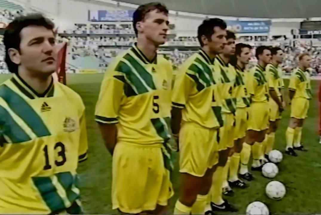 Mini Match: Socceroos v Canada in FIFA World Cup 1994 play-off