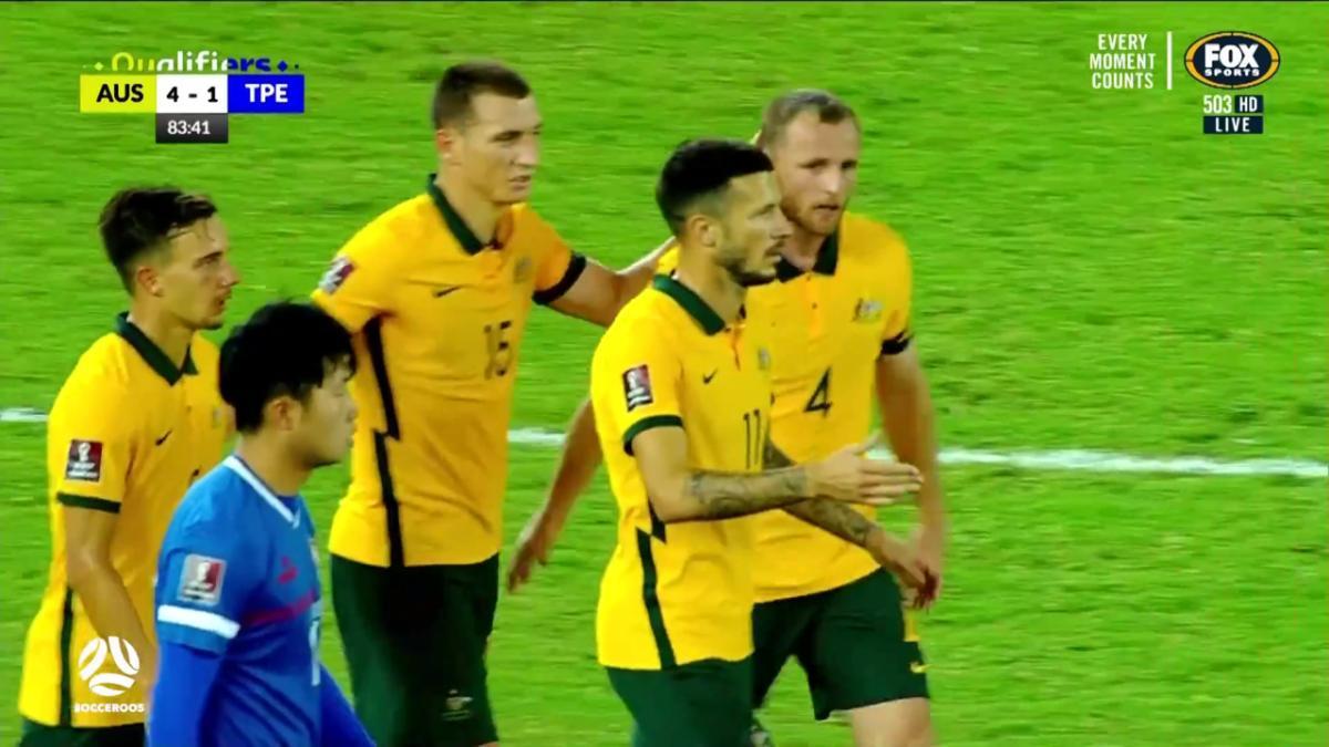 Trent Sainsbury & Aziz Behich's Instagram Live