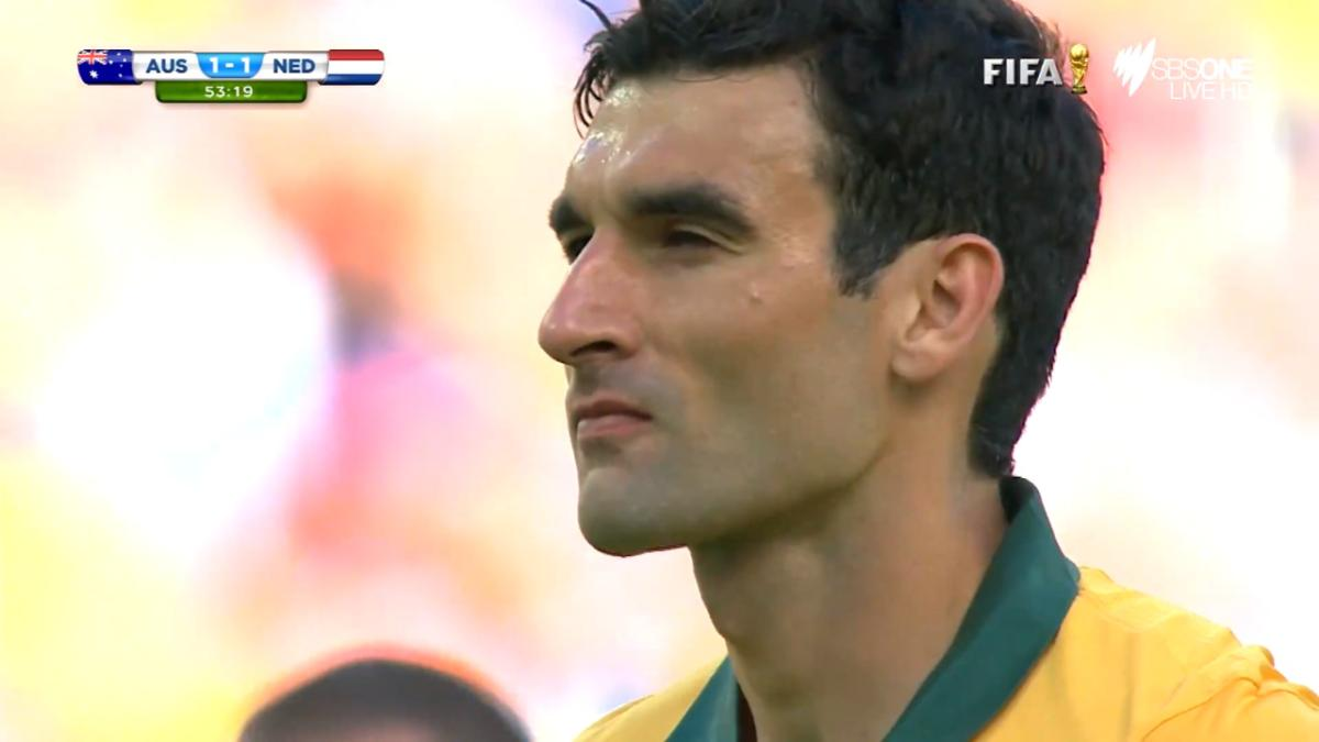 Graham Arnold reflects on facing Diego Maradona & Argentina in FIFA World Cup 1994 play-off