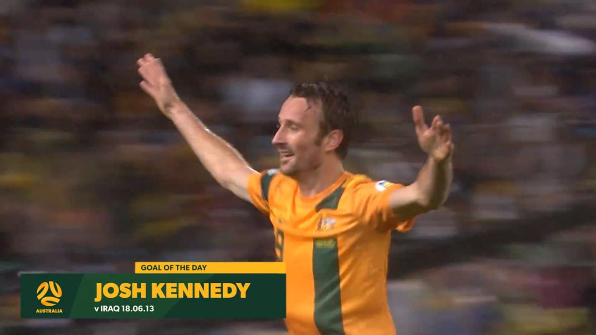 Aurelio Vidmar reflects on assist from brother Tony v Argentina in FIFA World Cup 1994 play-off