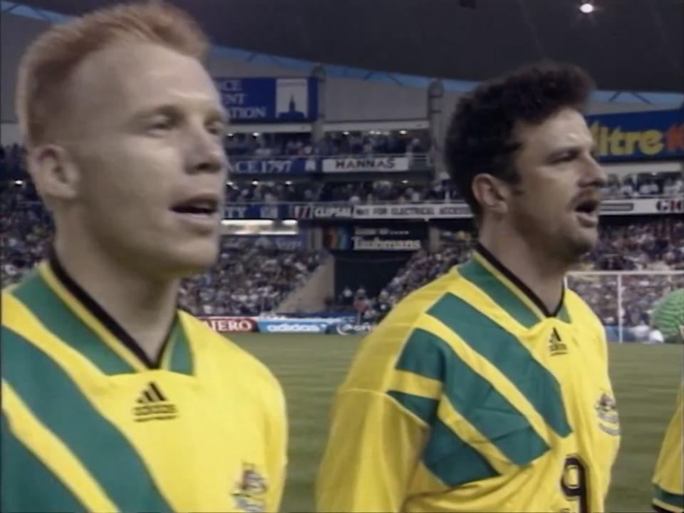 Full Match: Socceroos v Argentina in FIFA World Cup 1994 play-off