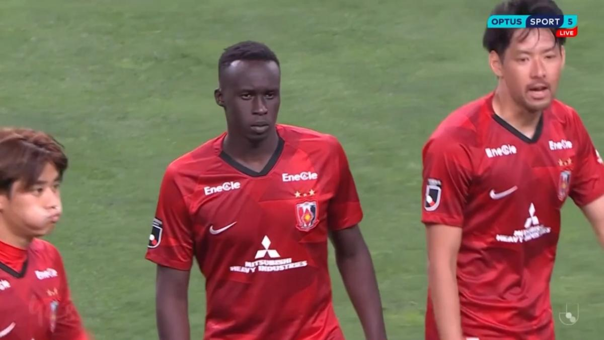 Thomas Deng reflects on 'special' J League debut